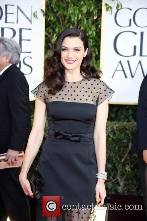 Rachel Weisz and Beverly Hilton Hotel 3