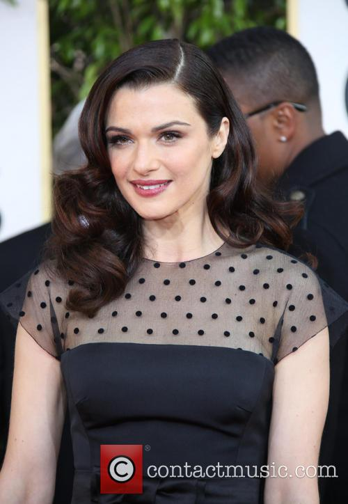 Rachel Weisz and Beverly Hilton Hotel 4