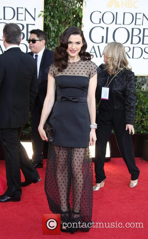 Rachel Weisz and Beverly Hilton Hotel 1