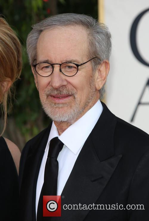 Steven Spielberg and Beverly Hilton Hotel 1