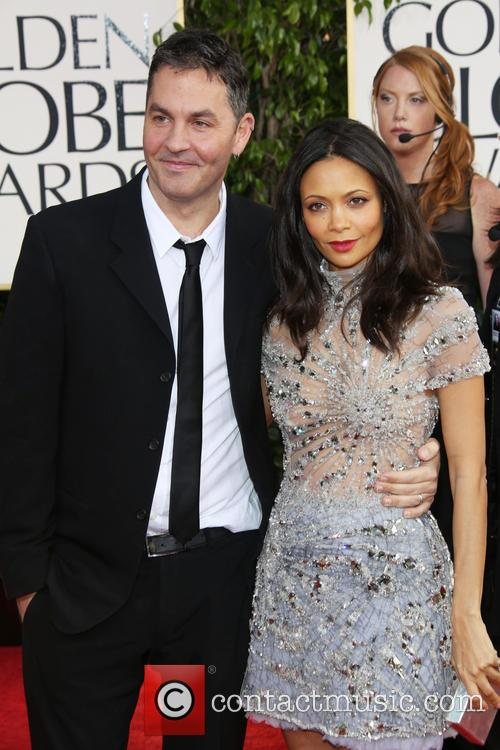 Thandie Newton, Ol Parker and Beverly Hilton Hotel 7