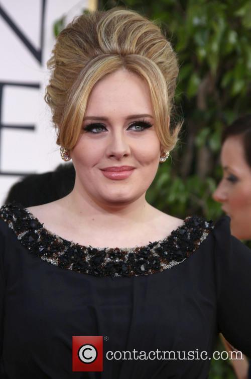Adele and Beverly Hilton Hotel 5