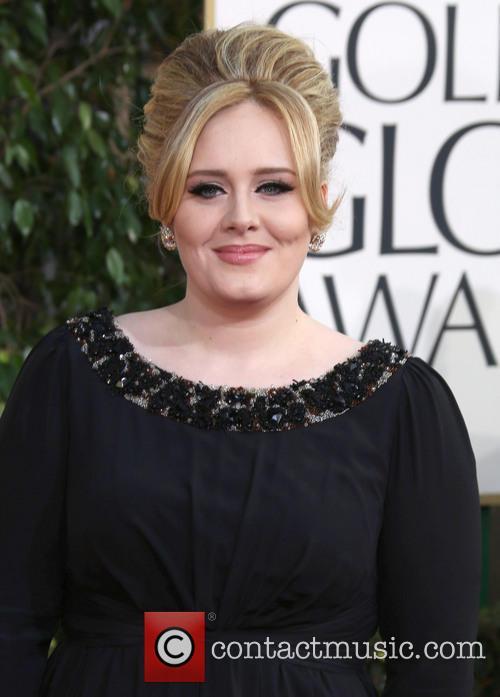 Adele and Beverly Hilton Hotel 4