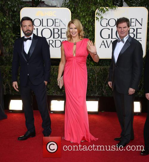 Ben Affleck, German, Veronica Ferres, Carsten Ma and Beverly Hilton Hotel 6