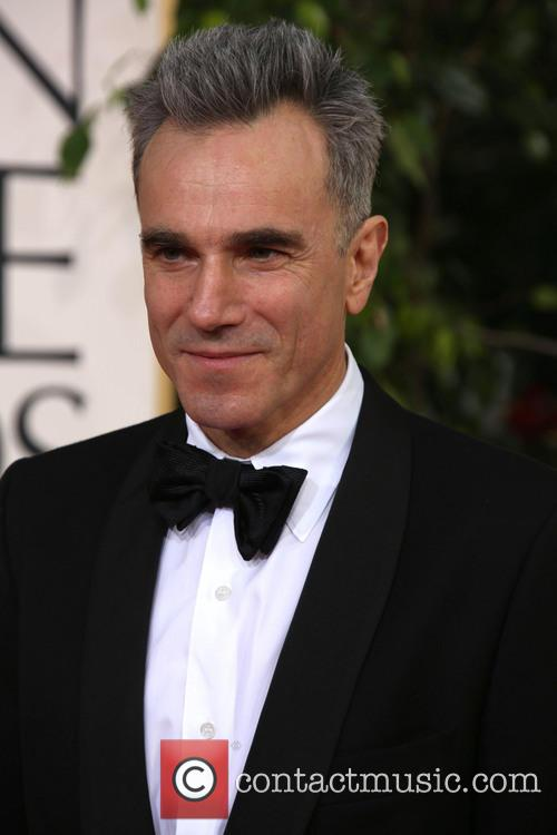 Daniel Day Lewis and Beverly Hilton Hotel 1