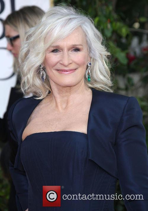 Glenn Close and Beverly Hilton Hotel 8