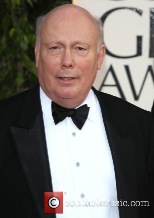 Julian Fellowes and Beverly Hilton Hotel 10