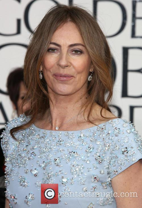 Kathryn Bigelow and Beverly Hilton Hotel 2