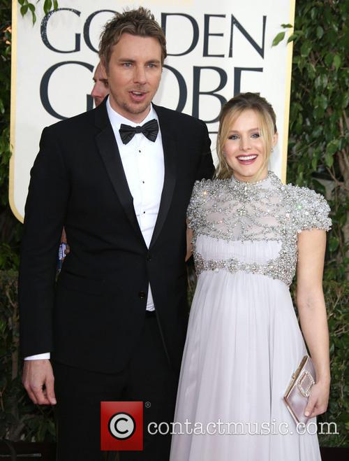 Kristen Bell, Dax Shepard and Beverly Hilton Hotel 4