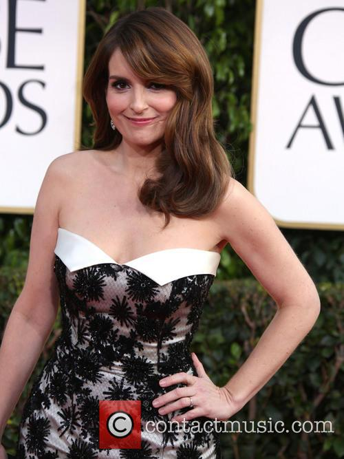 Tina Fey, Golden Globe Awards