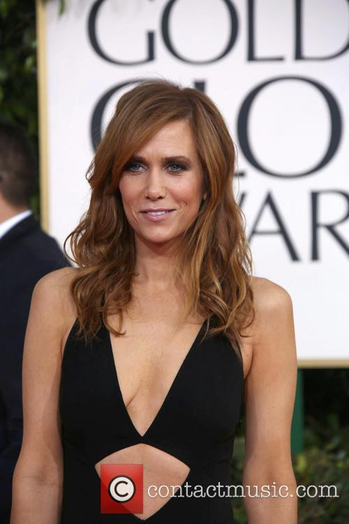 Kristen Wiig has joined the Anchorman 2 cast