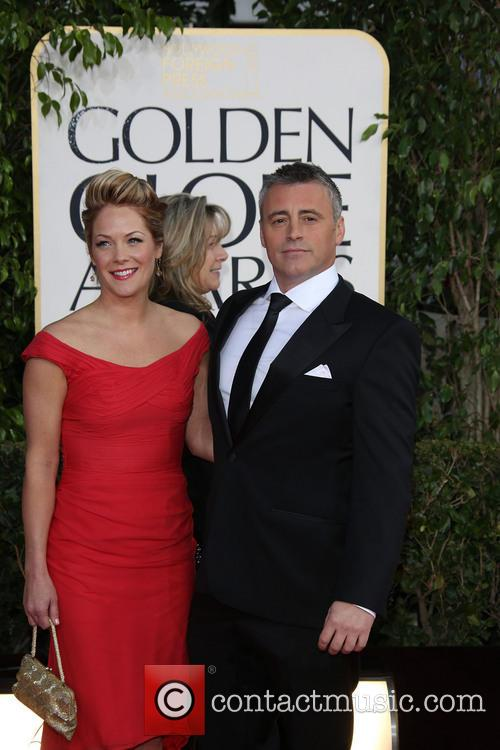 Matt Leblanc, Andrea Anders and Beverly Hilton Hotel 4
