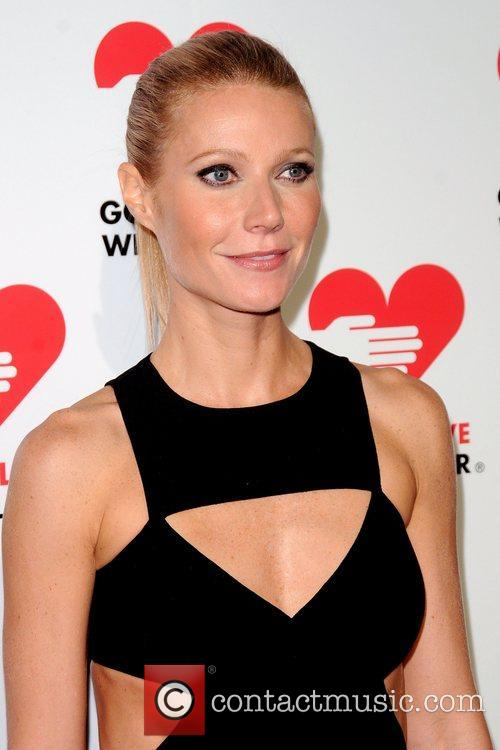 Gwyneth Paltrow at the God's Love We Deliver...