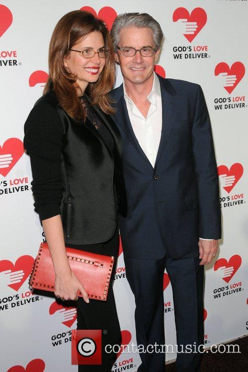 Desiree Gruber and Kyle MacLachlan  God's Love...