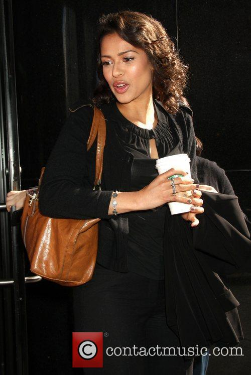 gugu mbatha raw celebrities outside the fox 3794955