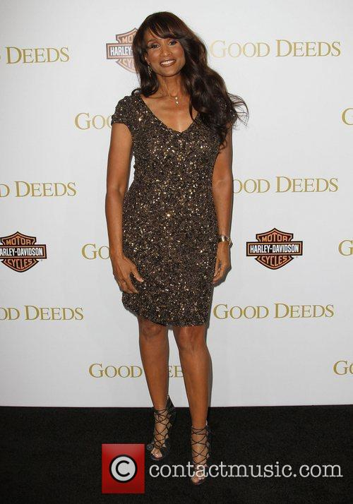 Beverly Johnson Lionsgate's Good Deeds Premiere held at...