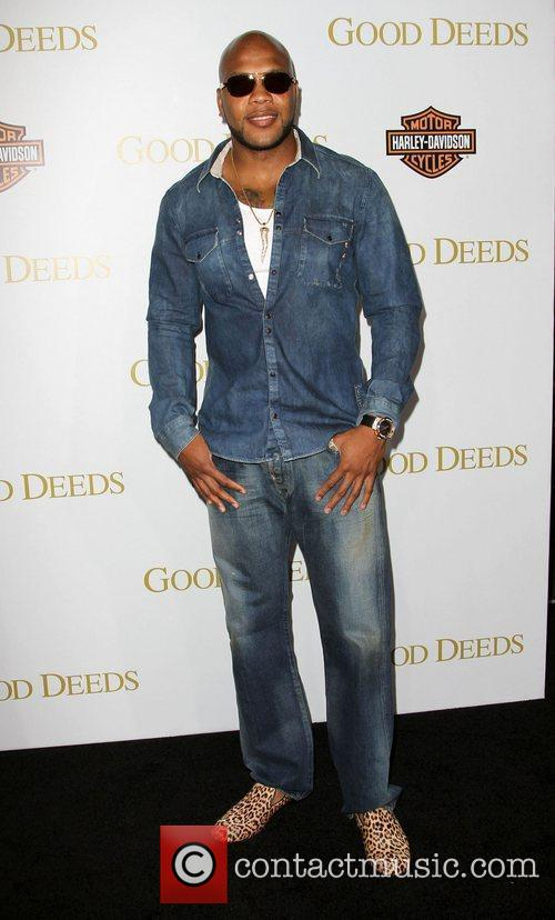 Lionsgate's Good Deeds Premiere held at Regal Cinemas...