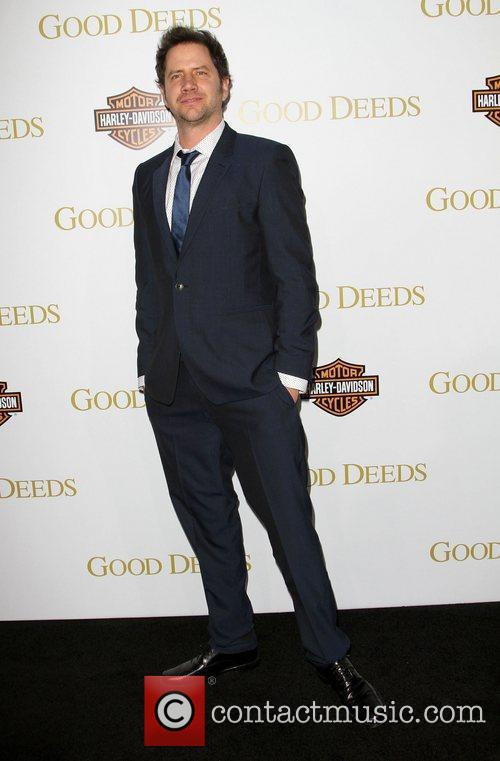 Jamie Kennedy Lionsgate's Good Deeds Premiere held at...