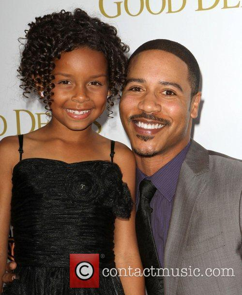 Jordenn Thompson and Brian White Lionsgate's Good Deeds...