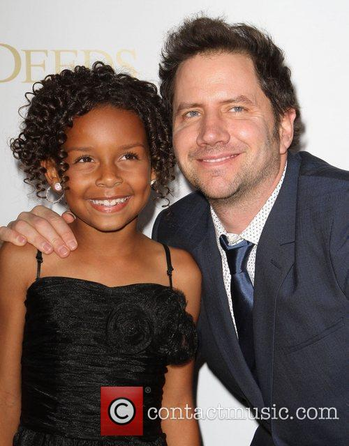 Jordenn Thompson and Jamie Kennedy Lionsgate's Good Deeds...