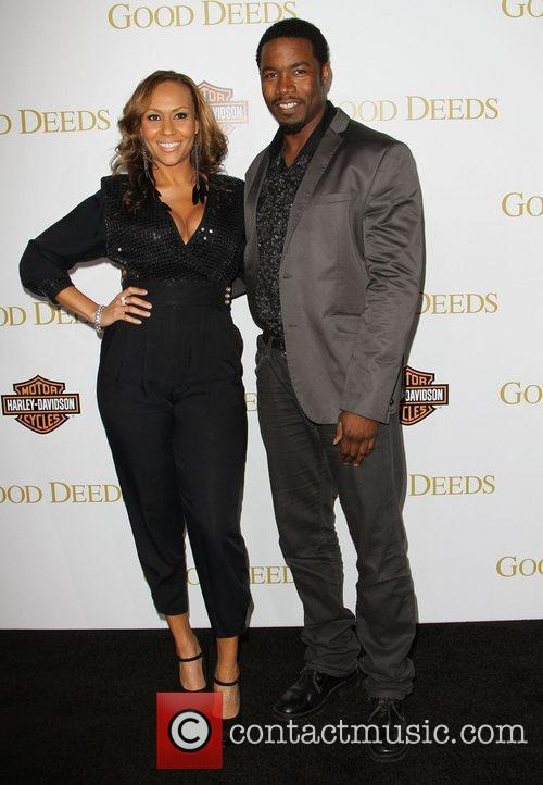 Kiki Haynes and Michael Jai White Lionsgate's Good...