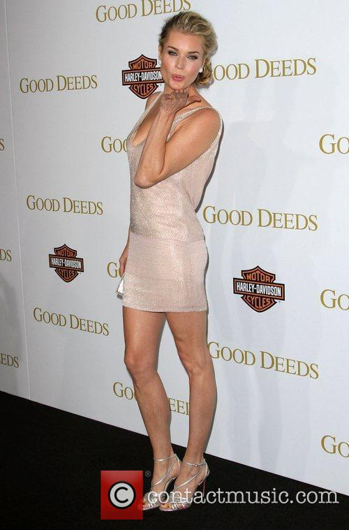 Rebecca Romijn Lionsgate's Good Deeds Premiere held at...