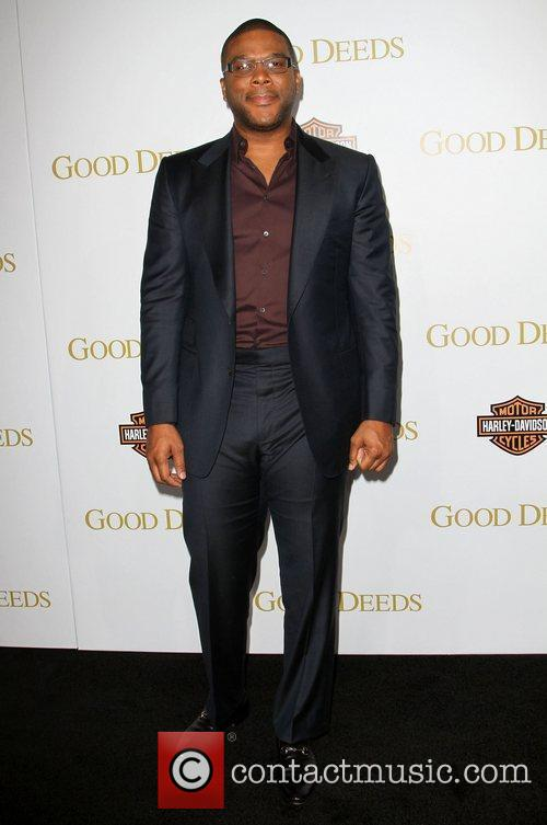 tyler perry lionsgates good deeds premiere held 3731089
