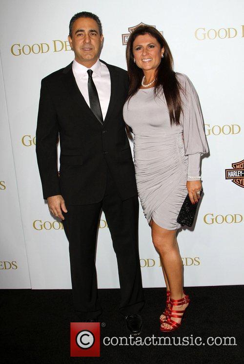 Lionsgate's Good Deeds Premiere held at Regal Cinemas...
