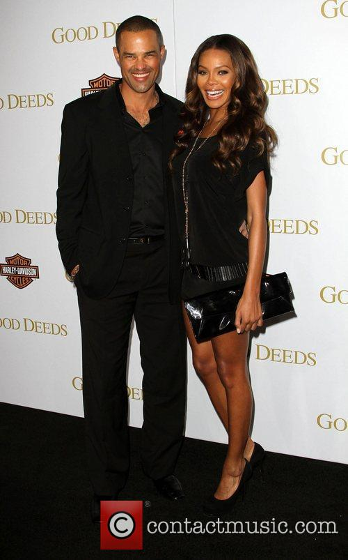 Jason Olive and Crystle Stewart Lionsgate's Good Deeds...