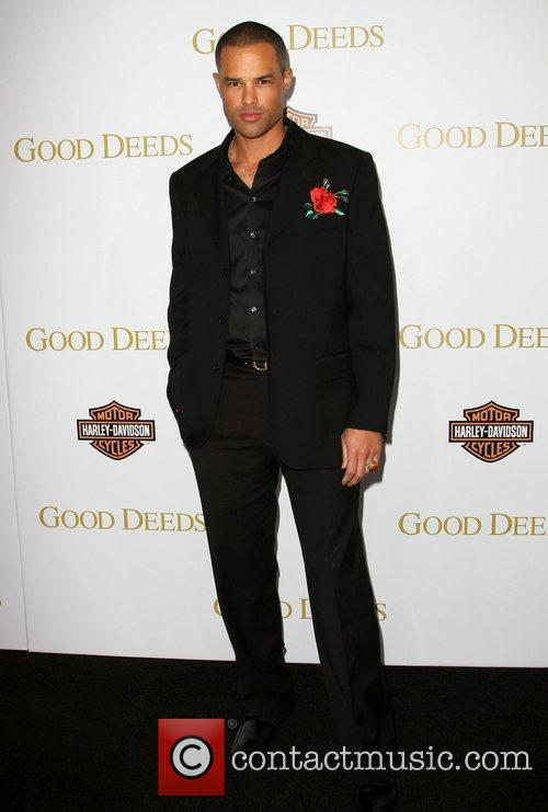 Jason Olive Lionsgate's Good Deeds Premiere held at...