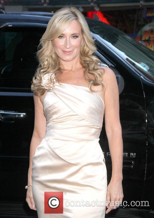 Sonja Morgan and Good Morning America 1