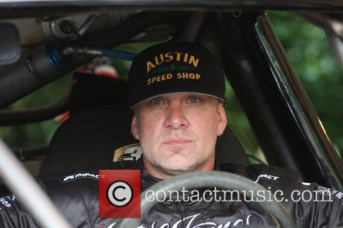 Jesse James Goodwood Festival of Speed - Day...