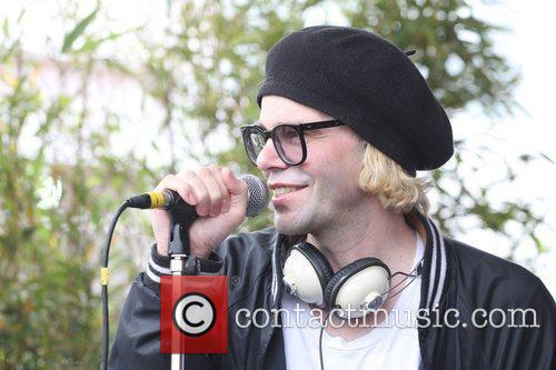 Tim Burgess and Goodwood Festival Of Speed 2