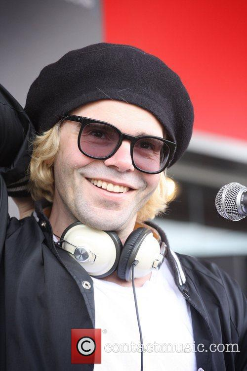 Tim Burgess and Goodwood Festival Of Speed 4