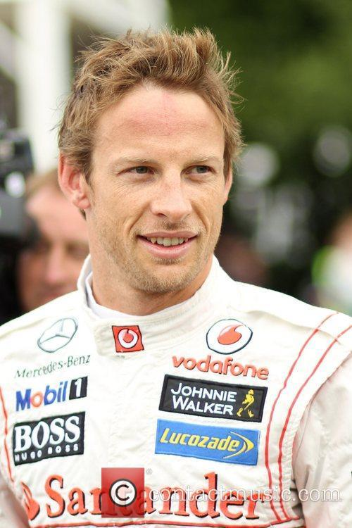 Jenson Button and Goodwood Festival Of Speed 4