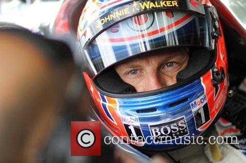 Jenson Button and Goodwood Festival Of Speed 5