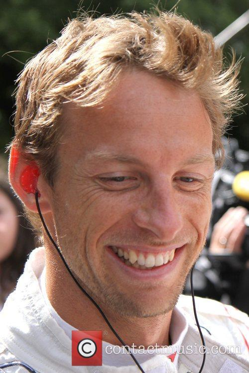 Jenson Button and Goodwood Festival Of Speed 8