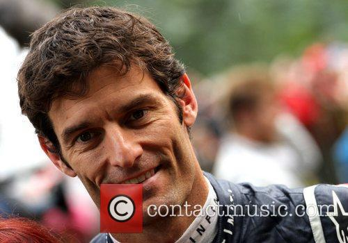 Mark Webber and Goodwood Festival Of Speed 4