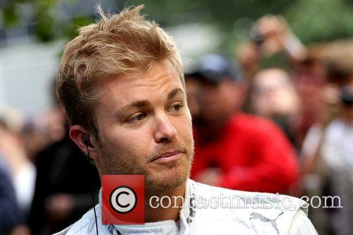 Nico Rosberg Goodwood Festival of Speed - Day...