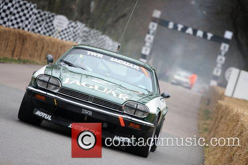 Goodwood Festival of Speed Press Day