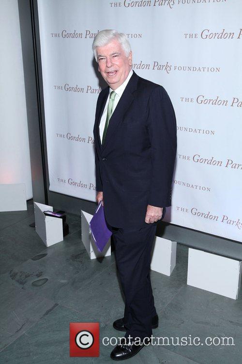 Chrisptopher Dodd the Gordon Parks Centennial Gala at...