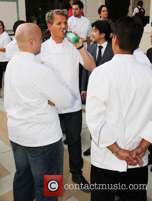 Gordon Ramsay International culinary icons gather at Vegas...