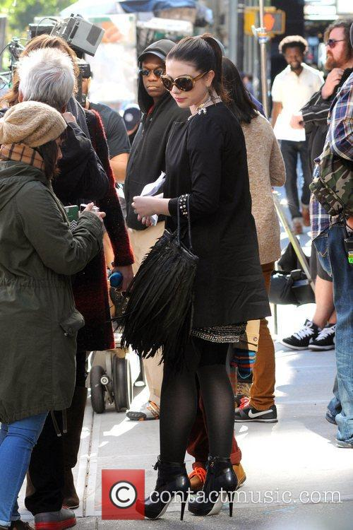 Michelle Trachtenberg, Gossip Girl and Manhattan 9