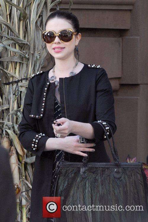 Michelle Trachtenberg, Gossip Girl and Manhattan 8