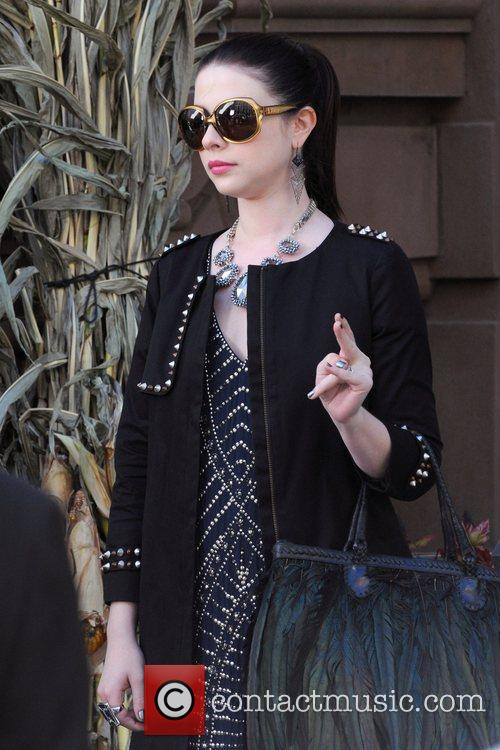 Michelle Trachtenberg, Gossip Girl and Manhattan 7