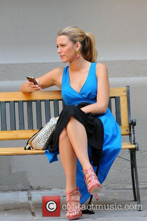 Blake Lively and Gossip Girl 5