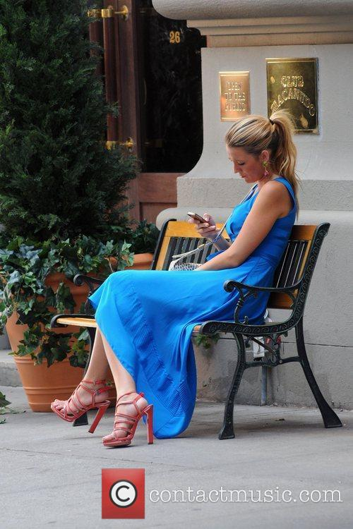 Blake Lively and Gossip Girl 6