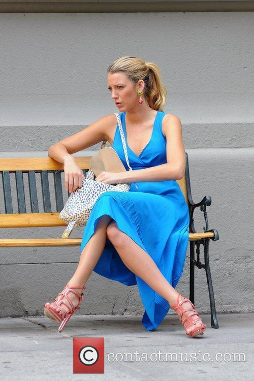 Blake Lively and Gossip Girl 8