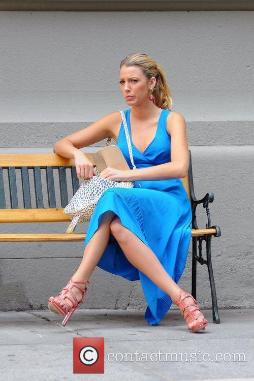 Blake Lively and Gossip Girl 10