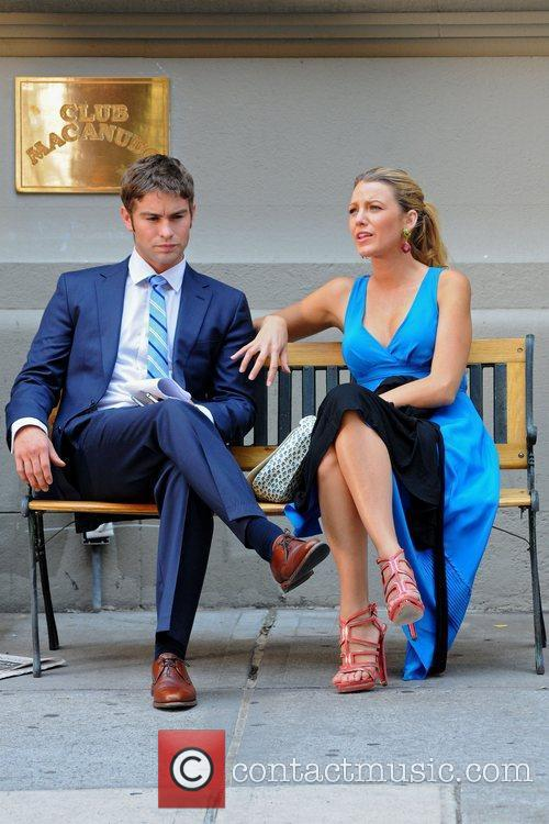 Blake Lively and Gossip Girl 11